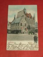 MECHELEN  -   MALINES   -   Het   Museum  -  Le  Musée  - 1904 - Malines