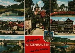 Witzenhausen. Mehrbildkarte - Witzenhausen