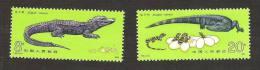 ALLIGATOR CHINA MNH - Reptiles & Batraciens
