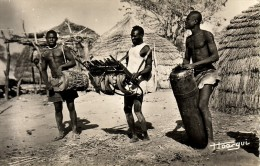 TCHAD - TAM-TAM ET BALAFON. - Tchad
