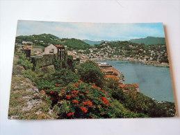 Carte Postale Ancienne : GRENADA : View Of St Georges From Fort George Grenada - Grenada
