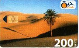 CARTE ORIA -200DA- (dune) - Algérie