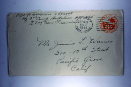 US  Postal Stationary Airmail Cover APO 565, GHQ-USAF-Pac., Hollandia On Dutch New Guinea - Verenigde Staten