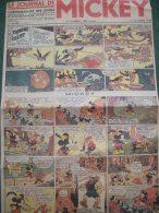 Journal De MICKEY N° 1 Du 21/10/1934 (scans) - Journal De Mickey