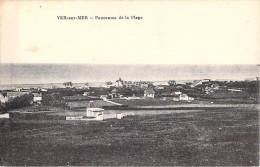 VER SUR MER - Panorama De La Plage - France