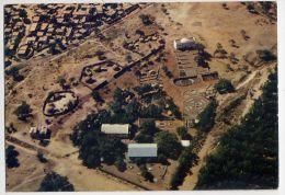 Niger--1973-Musée National M LA MEY--Vue Aérienne ,cpm N° 4407  éd Hoa Qui - Niger