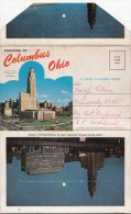 B74730 Columbus Ohia 8 Views    2 Scans - Columbus