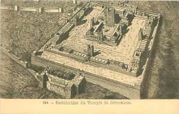 Restitution Du Temple De JERUSALEM (Maison D'Art, Bruxelles, 266) - Israel