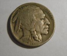 1927 Buffalo Nickel - 1913-1938: Buffalo