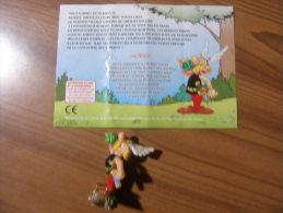 ASTERIX ET LES ROMAINS - FIGURINE KINDER 2003 - SERIE FRANCAISE - ASTERIX + BPZ - Astérix