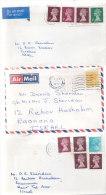 Great Britain - Letters Sent To Israel - 1952-.... (Elizabeth II)