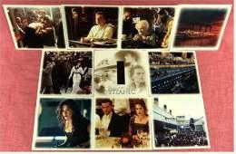 9 Bilder + 1 Filmstreifen Vom Titanic-Film  -  Von Twentieth Century Fox / Paramount Pictures 1998 - Cinemania