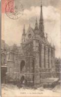 PARIS - La Sainte-Chapelle - Churches