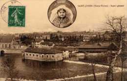 DPT 87 SAINT-JUNIEN Aspect Général - Saint Junien