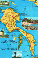 NOIRMOUTIER .Ile Aux Mimosas . - Ile De Noirmoutier