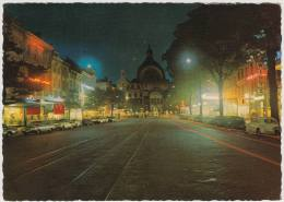 Antwerpen:PLYMOUTH VALIANT, FORD TAUNUS, SIMCA VEDETTE, DODGE KINGSWAY WAGON, VW KEVER/COX/KÄFER - Toerisme