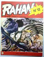 RAHAN - éd Vaillant 1ère Série N° 12 - 1974 (3) - Rahan