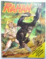 RAHAN - éd Vaillant 1ère Série N° 24 - 1977 (3) - Rahan