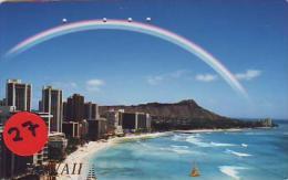 Télécarte Japonaise HAWAII Related (27) - Hawaï