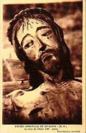 St Savin   1041          Eglise Abbatiale De St Savin. La Face Du Christ   . - Autres Communes