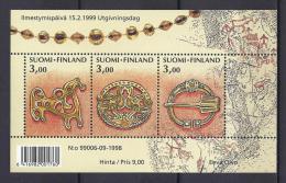 FINLANDIA 1999 - Yvert #H21 - MNH ** - Finlandia