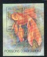 MADAGASCAR  MADAGASKAR  1994  Yvert BF97  Michel Bl 263   FISH   POISSON   FISCH . - Poissons