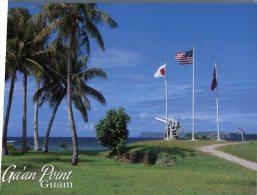 (361) Pacific Ocean - Guam - Ga'an Point - Guam