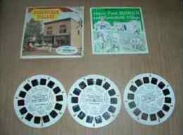 VIEW-MASTER GREENFIELD VILLAGE - Visionneuses Stéréoscopiques