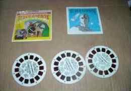 VIEW-MASTER FLASH GORDON IN THE PLANET MONGO 1976 - Visionneuses Stéréoscopiques