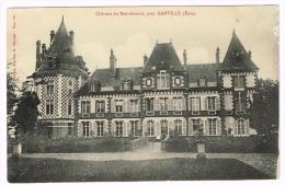 I951 Creton - Chateau Du Bois Girault - Castello Schloss Castle Castillo / Non Viaggiata - Francia