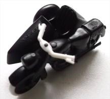 SIDE CAR SIDE-CAR MOTO CADEAU LESSIVE BONUX - Publicité