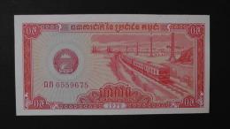 Cambodia - 0,5 Riels- 1979- P 27a - Unc - Look Scan - Cambodge