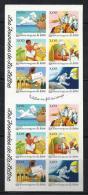 INFANCIA - FRANCIA 1998 - Yvert #C3161 Carnet - MNH ** - Cuentos, Fabulas Y Leyendas