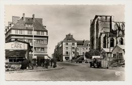 14 Lisieux église Saint Jacques Et Rue Au Char 2 Scans - Lisieux