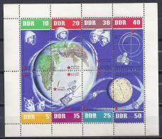 ESPACIO - DDR 1962 - Yvert #H12 - MNH ** - Espacio
