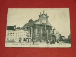 MECHELEN - MALINES  -   Eglise SS. Pierre Et Paul  -  1904 - Malines