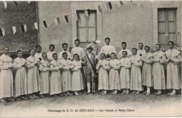 Carte Postale Ancienne De BEHUARD - France