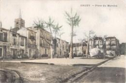CRUZY PLACE DU MARCHE 83 VAR - Francia