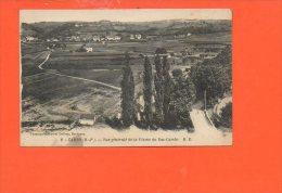 64 CAMBO - Vue Générale De La Plaine Du Bas Cambo - Andere Gemeenten