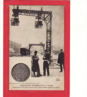 PARIS (75000)/EVENEMENTS/GREVES /GREVE DES CHEMINOTS DU NORD/Surveillance D'un Poste Sémaphorique Avant L'entrée Etc... - Grèves