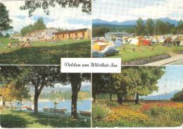 AK 737  Velden Am Wörthersee - Strandbad Camping Kofler - Velden