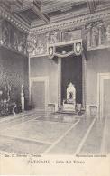 Vatican Sala del Trono