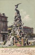 Italy Torino Palazzo Monumento del Freius 1904