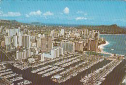 CPA WAIKIKI HARBOUR, SHIPS, DIAMOND HEAD, PANORAMA - Big Island Of Hawaii