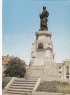 CPA HASKOVO- SOLDIER'S MONUMENT - Bulgarie