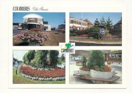 Cp, 62, Courrières, Multi-Vues, écrite 1998 - Autres Communes