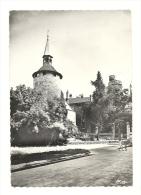 Cp, 71, Chalon-sur-Saône, Tour Du Saudon, Voyagée - Chalon Sur Saone