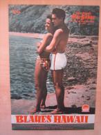 Illustrierte Filmbühne Nr. 6098 Blauses Hawaii Blue Elvis Presley Angela Lansbury 1962 Kino Film  Programm - Magazines