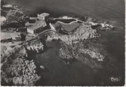CAP-d´ANTIBES, Vue Aérienne Sur Le Château De DUBONNET  Et Cap D´Antibes - Antibes
