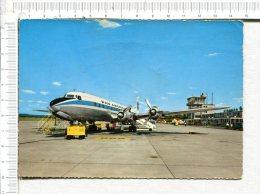 NURNBERG - Flughaten -   Avion  :  PAN  AMERICA - 1946-....: Era Moderna